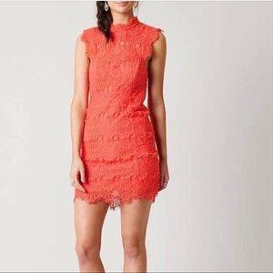 NWT Free People Daydream Mini Lace Dress